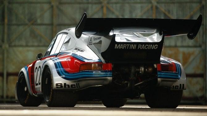 La leggendaria Porsche 911 RSR 2.1 Turbo del 1974