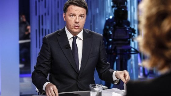 """Renzi: """"Di Maio che parla di mele marce ricorda Craxi sul mariuolo Mario Chiesa"""""""