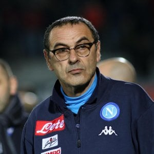 Napoli, l'Europa League non scalda i cuori: Sarri verso il turnover con il Lipsia