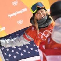 Pyeongchang 2018: lo snowboard incorona Chloe Kim, star californiana di origini coreane