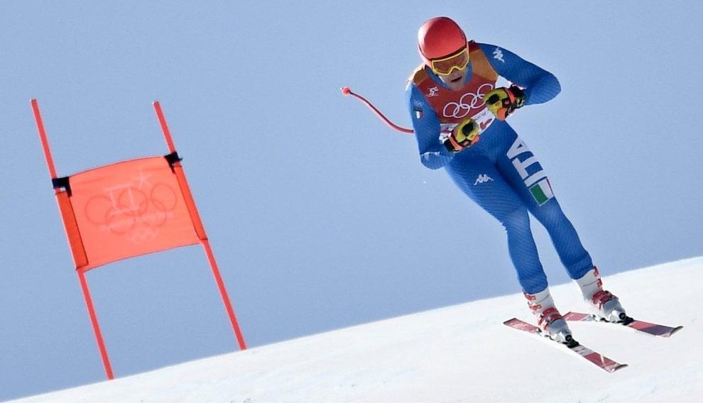 PyeongChang 2018, Hirscher oro in combinata