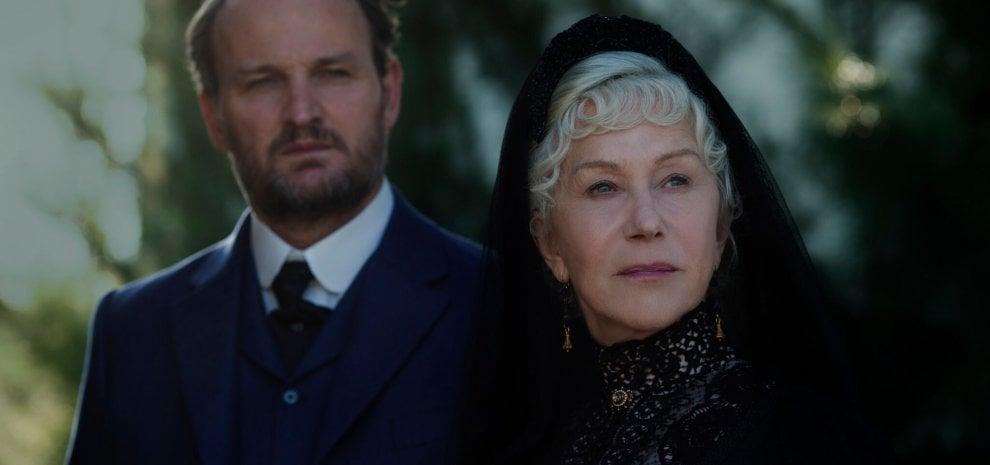 """Helen Mirren horror: """"Ma questa è una storia di fantasmi"""""""