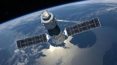 """Satellite cinese fuori controllo In Italia viste le """"curve di luce"""""""