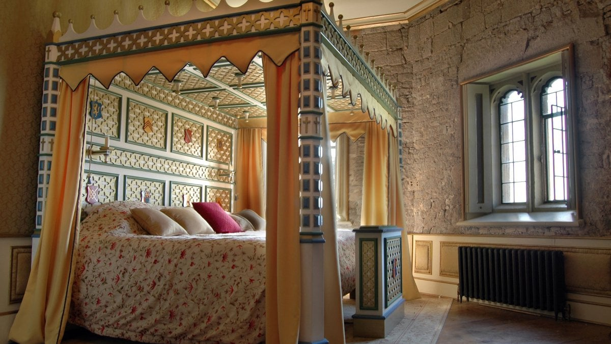 Thornbury un soggiorno al castello in stile enrico viii for Soggiorno castello