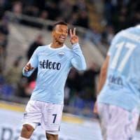 Lazio, contro la Steaua sarà turnover: in attacco Nani e Caicedo