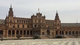 Andalusia: orientale e aliena