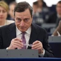 Draghi sul Bitcoin: