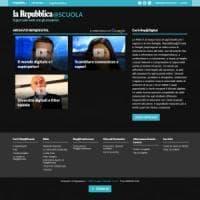 Al via Rep@Digital: educazione civica per il web con Google e Repubblica@Scuola