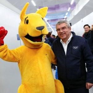 """PyeongChang 2018, Bach: """"Accordo tra Coree raggiunto appena 4 ore prima della cerimonia d'apertura"""""""