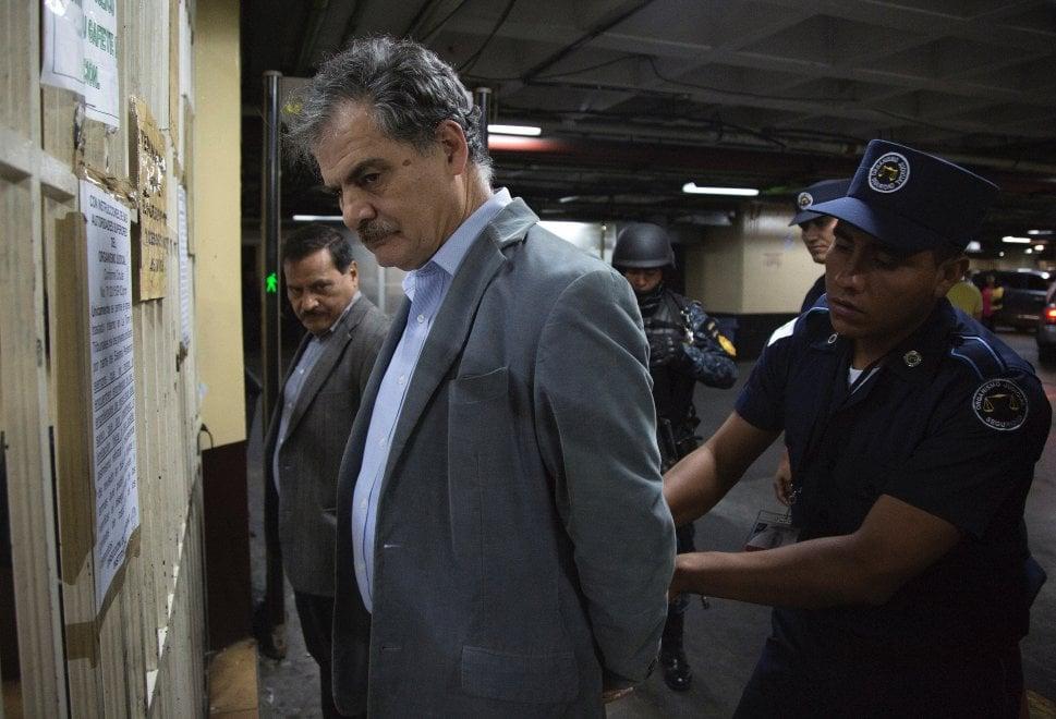 Guatemala, l'arresto del presidente di Oxfam International