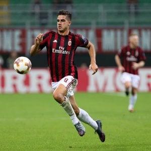 Milan, Gattuso dà una nuova chance a Andre Silva: sarà titolare in Bulgaria