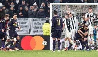 Le pagelle di Juventus-Tottenham: Buffon colpevole, Aurier sciagurato