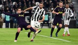 Juventus-Tottenham 2-2, non basta la doppietta di Higuain