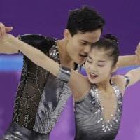 Pyeongchang 2018, conquistano finale di pattinaggio i nordcoreani protagonisti del disgelo