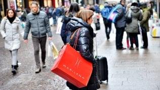 Milano, via Montenapoleone regina dello shopping in Europa