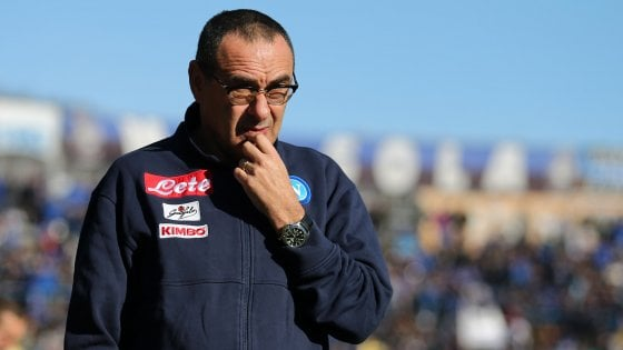 Sarri carica il Napoli in vista dell'Europa League
