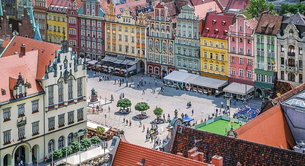 A Breslavia l'Oscar del turismo Ue.   FotoTop15