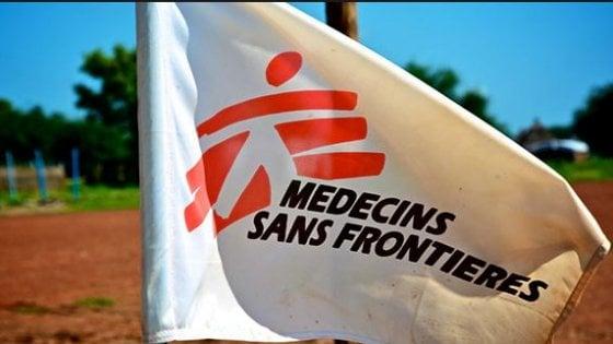 """Médecins sans frontières, l'ong ammette: """"Anche da noi 24 casi di abusi sessuali"""""""