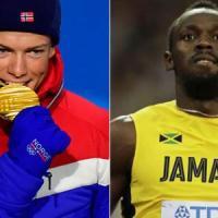 PyeongChang 2018, Klaebo sfida Usain Bolt: