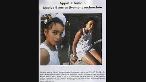 Francia, confessa l'omicida della piccola Maelys e fa ritrovare i resti