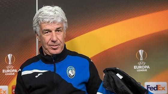 """Atalanta, Gasperini: """"Dortmund un premio, ma non partiamo battuti"""""""