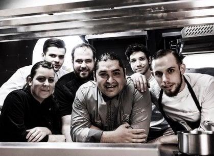 Il sogno ad occhi aperti di Alan Geaam: da immigrato senzatetto a chef stellato a Parigi