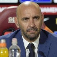 Roma, Monchi: ''Cerchiamo la strada per vincere''. Strootman: