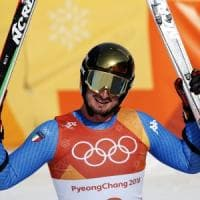 PyeongChang 2018, sci: Svindal oro nella libera. Paris ai piedi del podio