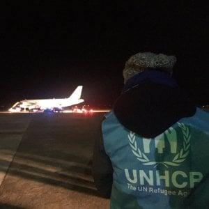 Terzo corridoio umanitario verso l'Italia, arrivati altri 150 rifugiati