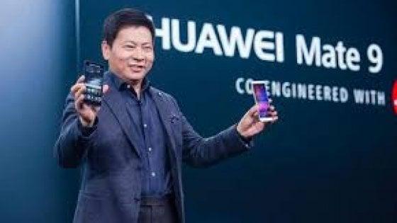 "Allarme intelligence Usa: ""Non comprate smartphone cinesi"""