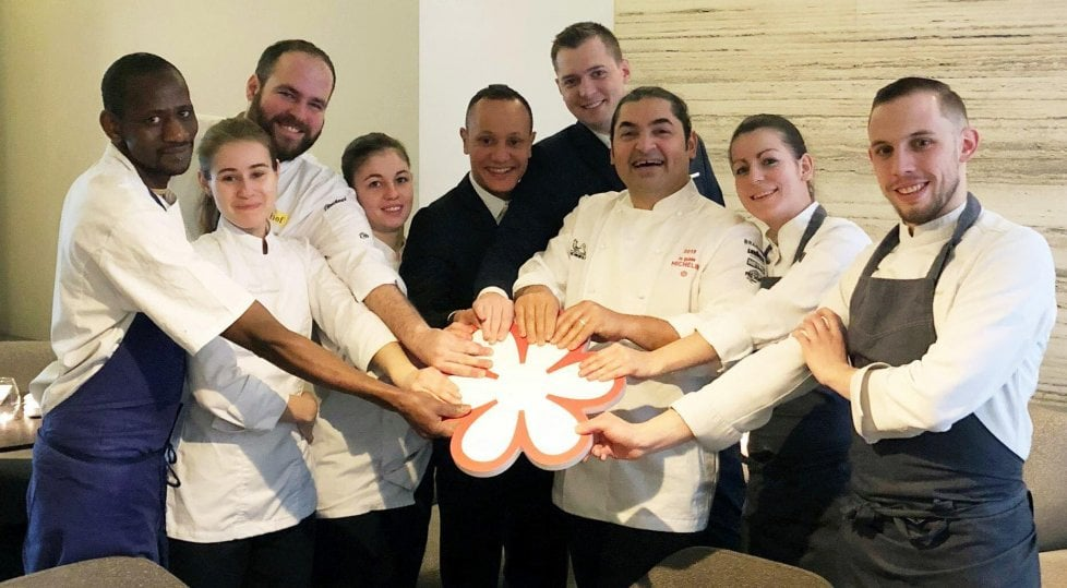 Il sogno ad occhi aperti  di Alan Geaam: da senzatetto a chef stellato a Parigi