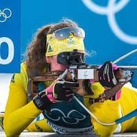 PyeongChang 2018, biathlon: Oeberg oro nella 15 km, Wierer settima: