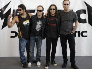 """Ai Metallica il Polar Music Prize: """"Potenti come Wagner"""""""