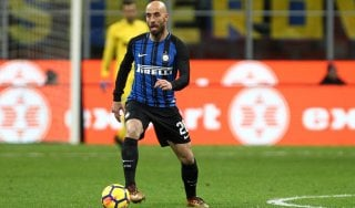 """Inter. Borja Valero: """"Io un leader? Soprattutto fuori dal campo"""""""