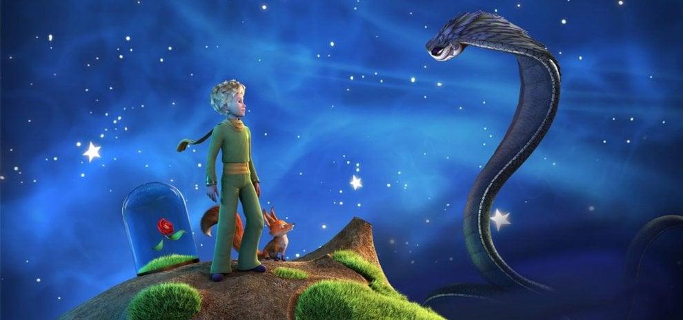 Il piccolo principe di nuovo in volo: altri dieci pianeti da