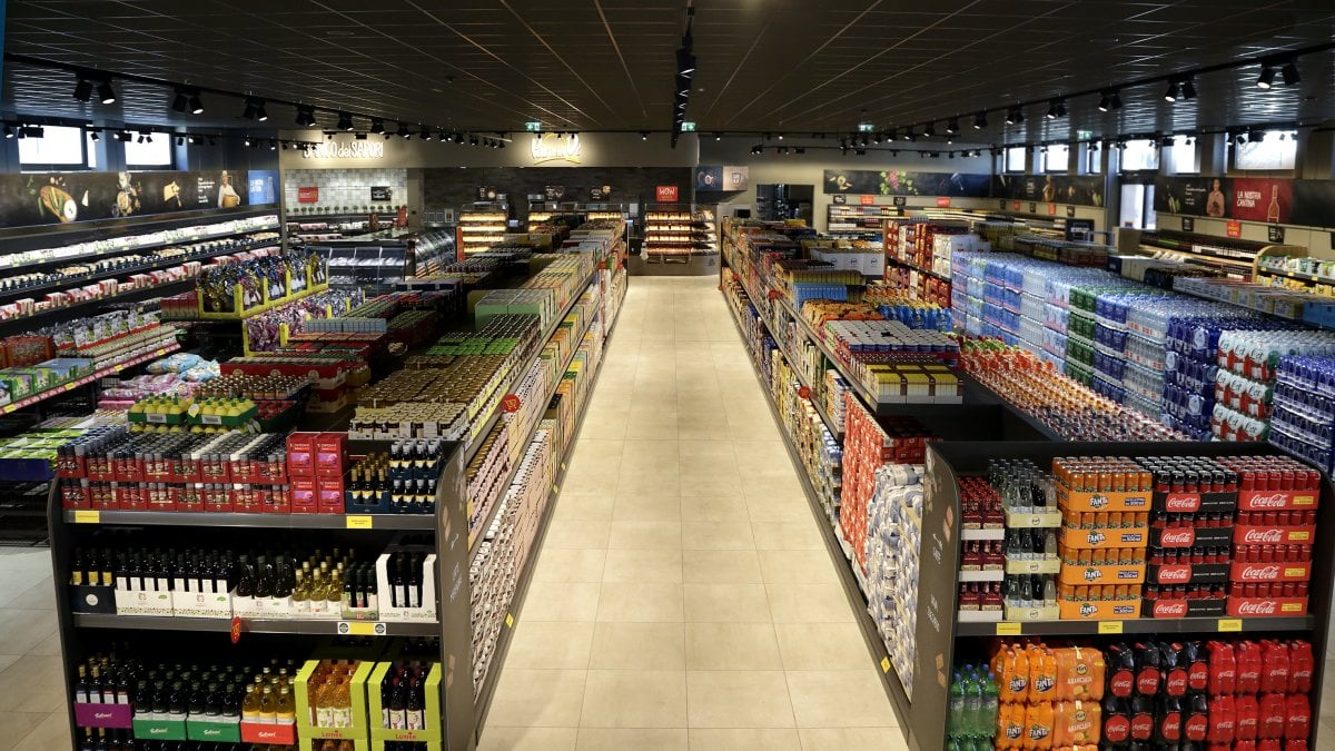 Il piano di aldi per l 39 italia 45 supermercati entro l for Stili di progettazione del piano casa della nigeria