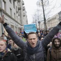 """Russia, caso """"Pesciolina"""": oscurato il blog di Navalnyj"""