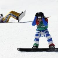 PyeongChang 2018, lo snowboard è azzurro: Michela Moioli vince l'oro