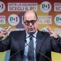 """Centrosinistra, Zingaretti: """"Facciamo prevalere le ragioni che ci uniscono"""""""