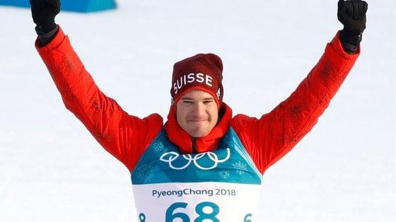 PyeongChang2018: intramontabile Cologna, arriva il tris olimpico nella 15 Km