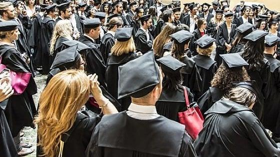 L'università perde professori e ricercatori: in sette anni quasi cinquemila in meno