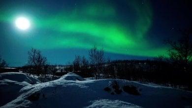 Aurora boreale, ecco la pioggia  di elettroni dietro le 'luci danzanti'