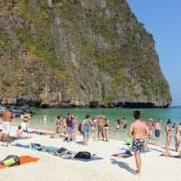 Thailandia, off limits la spiaggia di Di Caprio
