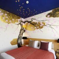 Tokyo, l'arte che non ti aspetti in un hotel: sembra di dormire in un museo