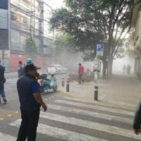 Terremoto magnitudo 7,2 in Messico. Precipita elicottero nel sopralluogo: 2 morti