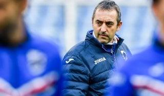 """Sampdoria, Giampaolo: """"Con il Milan non è uno spareggio"""""""