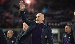"""Fiorentina, Pioli: """"Atalanta forte ma dobbiamo migliorare la nostra classifica"""""""