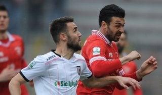 Serie B: l'Empoli umilia il Parma, il Palermo cade anche a Perugia