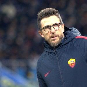 """Roma, Di Francesco: """"Under lavora tanto, è umile e cresce"""""""