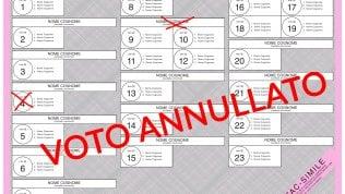 Ecco le schede elettorali di Camera e Senato: come si può votare (e cosa è vietato)